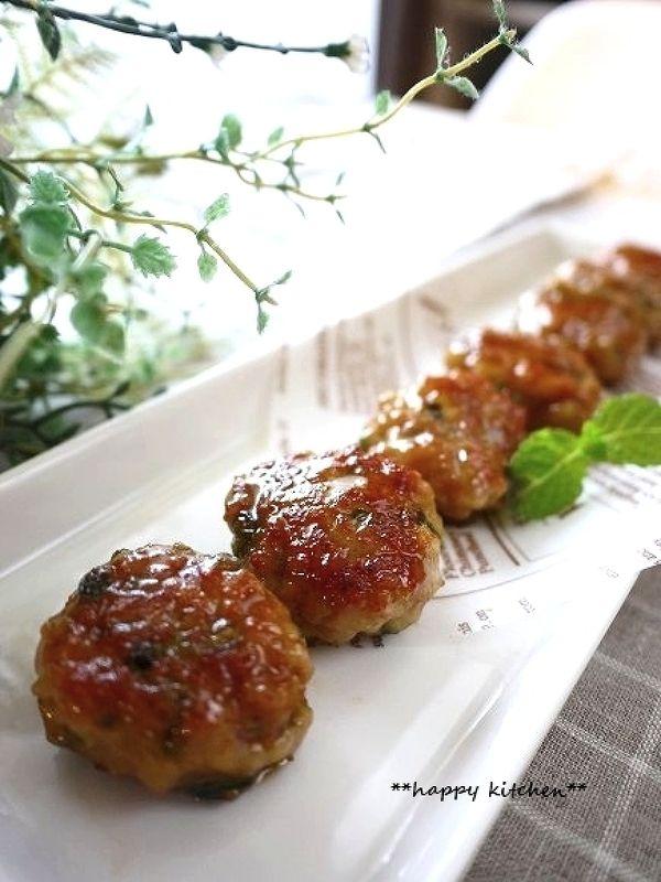 日持ちする作り置きおかず【もちもち鶏つくねネギ入り】 by たっきーママ   レシピサイト「Nadia   ナディア」プロの料理を無料で検索