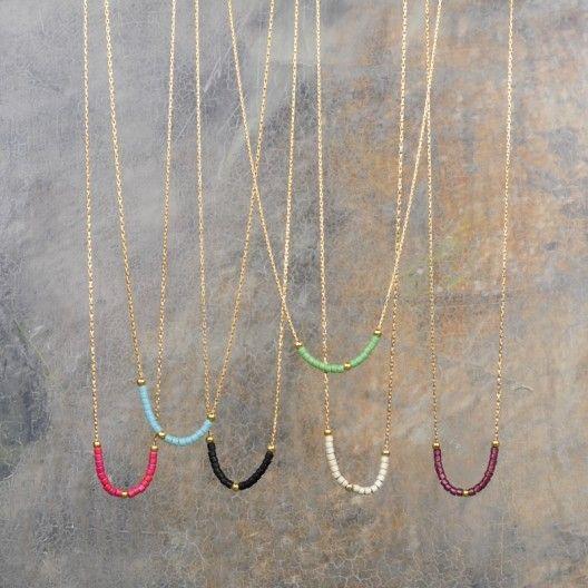 collier chris ma collection préférée des bijoux plein de finesse et de délicatesse