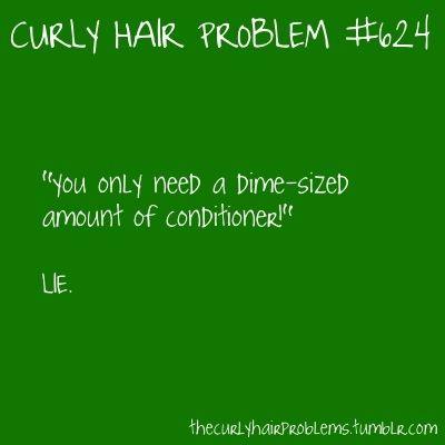 curly hair problems. curly-hair