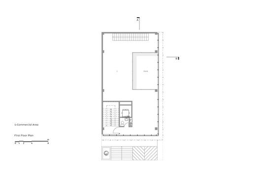 White Office Building,Plan 1