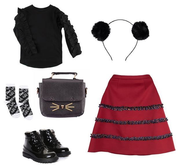 Halloween Style #ootd including molo, Akid Brand, Isossy Children and Loud Apparel www.alegremedia.co.uk #alegremedia
