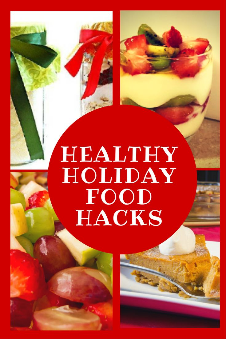Helpful Holiday Hacks. Looking for ways to make holiday food preparation easier or find creative ways to use leftovers? Check out tips and tricks for alternative ingredients or substitutions for less common ones, food safety and storage tips for leftovers, uses for portions of perishable foods not needed in a recipe, and cooking tips for making your recipes more successful.