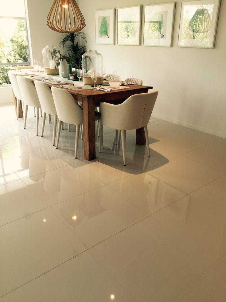Polished porcelain tiles for flooring picture 5