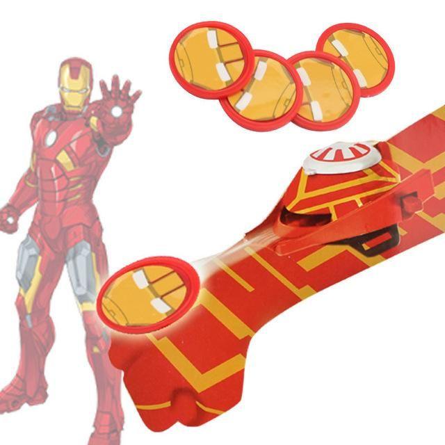 $10.99 Spiderman Glove Launcher Hulk Batman Toy Kids Suitable Spider Man