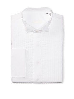 69% OFF Lipson Shirtmakers Men's Tuxedo Wing Collar Dress Shirt (White)