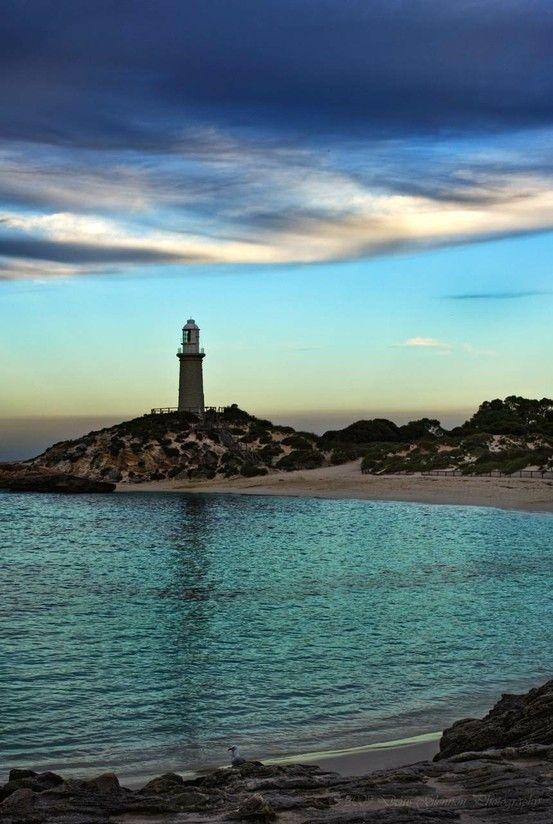 Cyan Waters, Rottnest Island, Western Australia by Denis Glennon