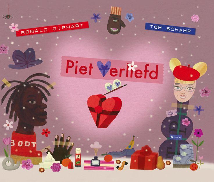 Piet verliefd - Prentenboek voor op het digibord
