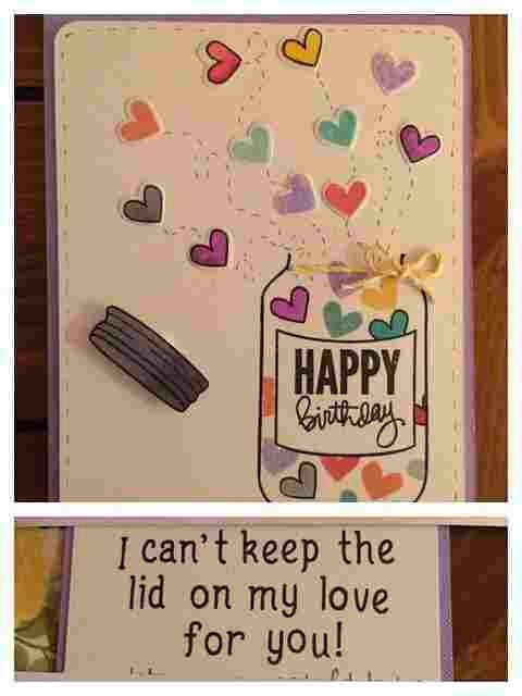 valentine card sentiments