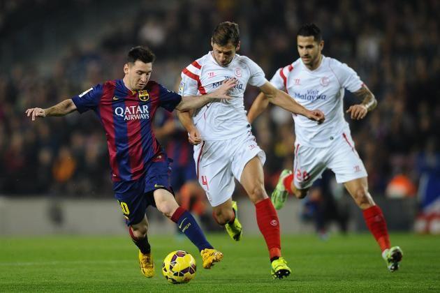 Barcelona vs Sevilla en vivo  Fútbol en vivo - Barcelona vs Sevilla en vivo. Todo para ver el partido Barcelona vs Sevilla en vivo en el lugar donde estés. Horarios canales previa y más.