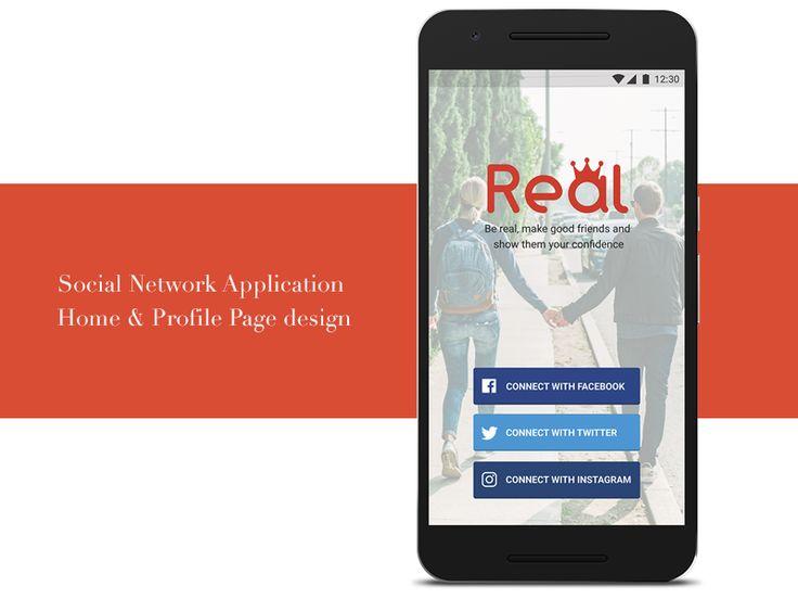 Tinder App  Design MaterialUp
