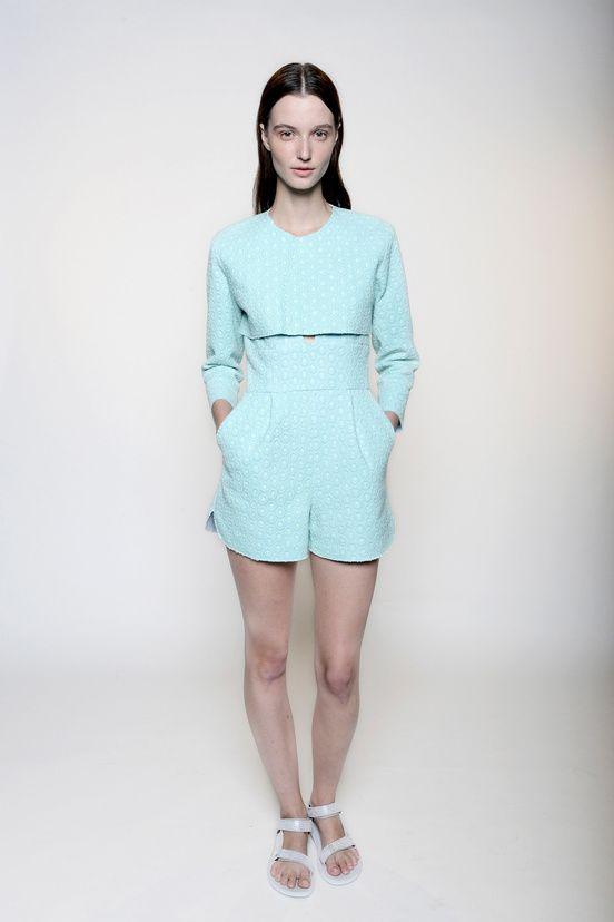 Charlotte Ronson Collection printemps-été 2015 #mode #fashion