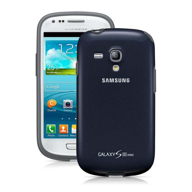 SAMSUNG Protective Cover [Dark Blue], Etui dla GALAXY S3 mini