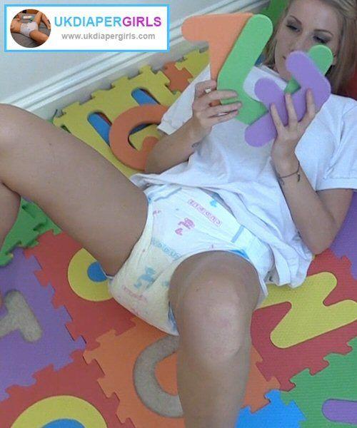 diaper masterbation