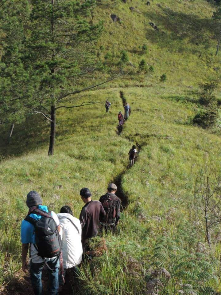 Indahnya perjalanan menuju puncak Pusuk Buhit #Sumut