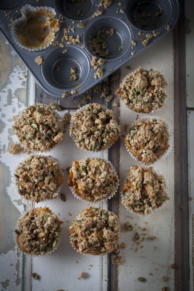 Muffin Carrot + Apple B-