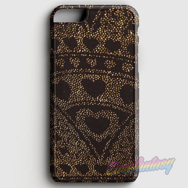 Asos Leggings In Glitter Heart iPhone 6 Plus/6S Plus Case | casefantasy