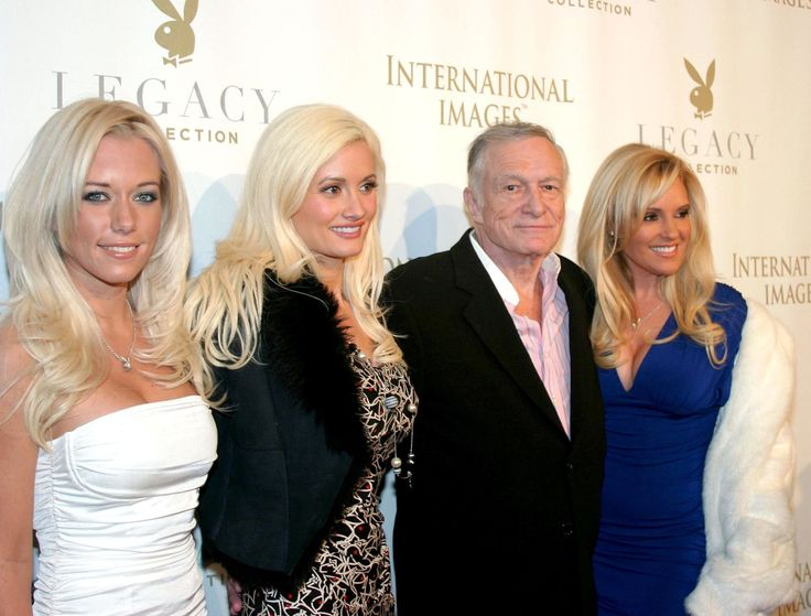 Kendra Wilkinson Just Tweeted Some Graphic Claims About Holly Madison and Hugh Hefner's Sex Acts