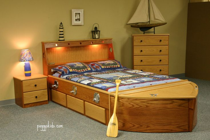 All Wood Boat Bed1024 x 683 | 372.8KB | www.poggyskids.com