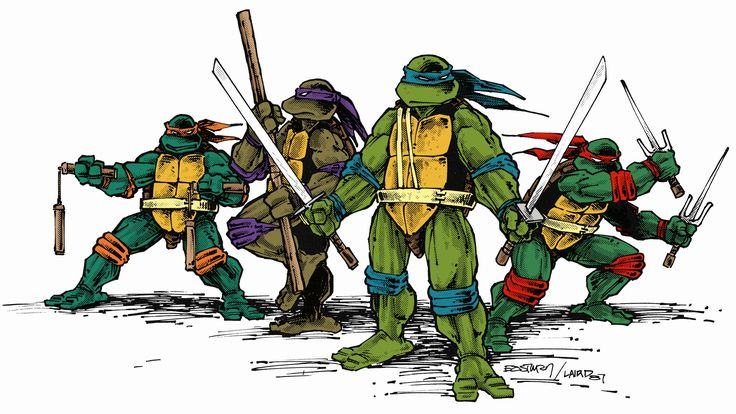 Ninja Turtles 2014 Wiki - Free Download Wallpaper Desktop ...