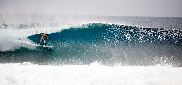 Pagudpud has some of the best and largest waves in all of the Philippines and is one of the least crowded surf beaches too, making it a pure surf lover's dream getaway spot.