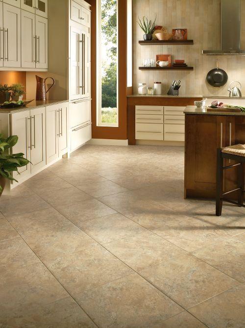 Kitchen Vinyl Floor Tiles Corner Sink Vinylplanks Vinyltiles Flooring Ideas Discover About Luxury Tile