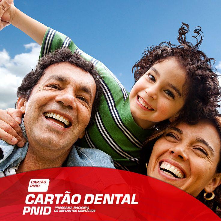 Cartão Dental PNID combina com sorriso! Bom fim de semana   http://www.pnid.pt/cartaodentalpnid/#saber-mais