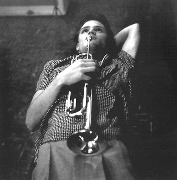 There is a part of me that is always true...Chet Baker