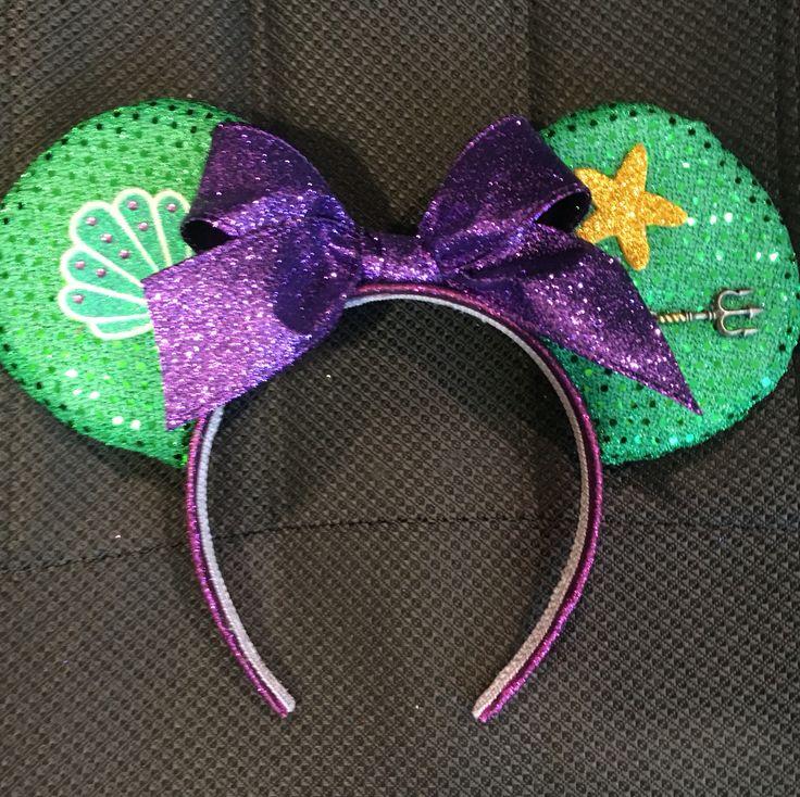 The Little Mermaid Mouse Ears