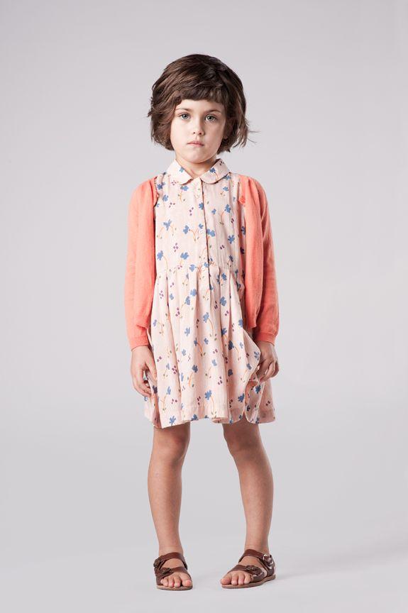Adorable dress by Caramel Baby & Child via Babiekins