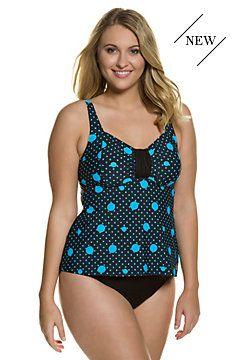 Women's Plus Size Swimwear Sale at Ulla Popken