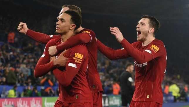 نتائج مباريات الدوري الإنجليزي اليوم ليفربول يقسو على ليستر سيتي برباعية Liverpool Leicester City Liverpool England