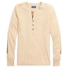 Maglietta Henley in cotone - Polo Ralph Lauren Top - Ralph Lauren France