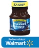 SAVE 75¢  Instant MAXWELL HOUSE or YUBAN    on any ONE (1) Instant MAXWELL HOUSE or Instant YUBAN coffee (8 oz or Larger)  Coupons 1/18/2013