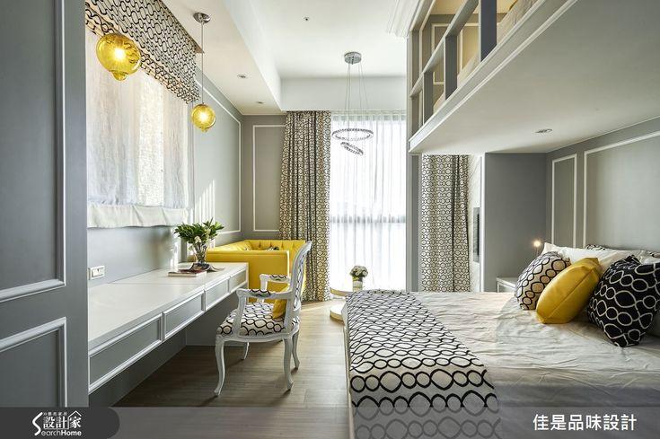 8 坪小宅的仙履奇緣 魔法變身奢華公主套房 | 設計家 Searchome