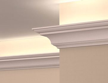 Lc2002 Interior Plaster Light Cove Crown Moulding