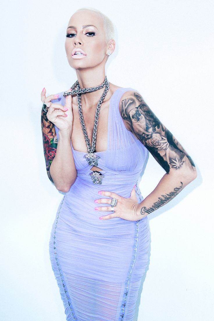SOLMAZ SABERI PHOTOGRAPHY - Amber Rose