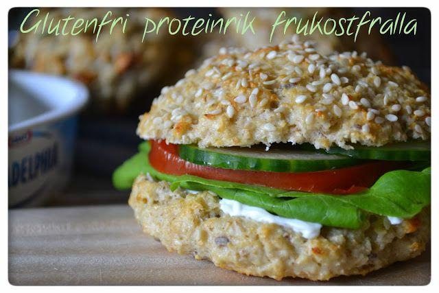 Tasty Health: Två versioner på glutenfria & proteinrika frukostf...