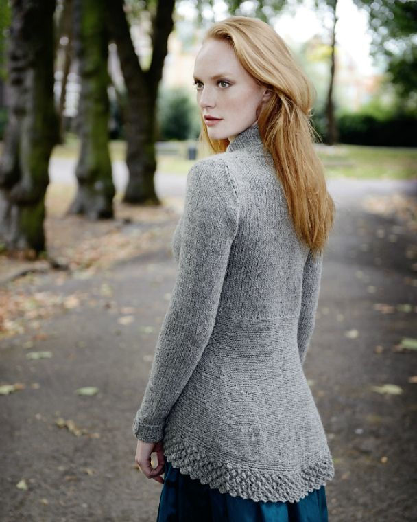 Isis Tailcoat pattern by Kari-Helene Rane £4.00 GBP Back View