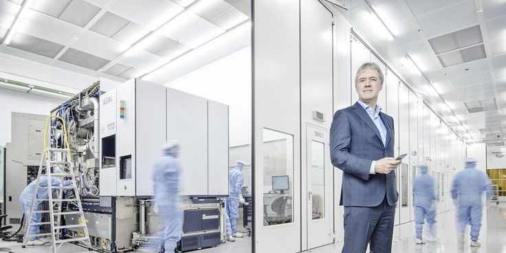 ASML: Eindhoven's defining ultra high-tech firm – once a fragile startup – now dominates