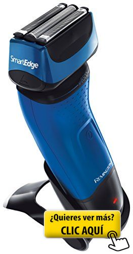 Remington Smart Edge - Afeitadora inalámbrica,... #maquina #afeitar