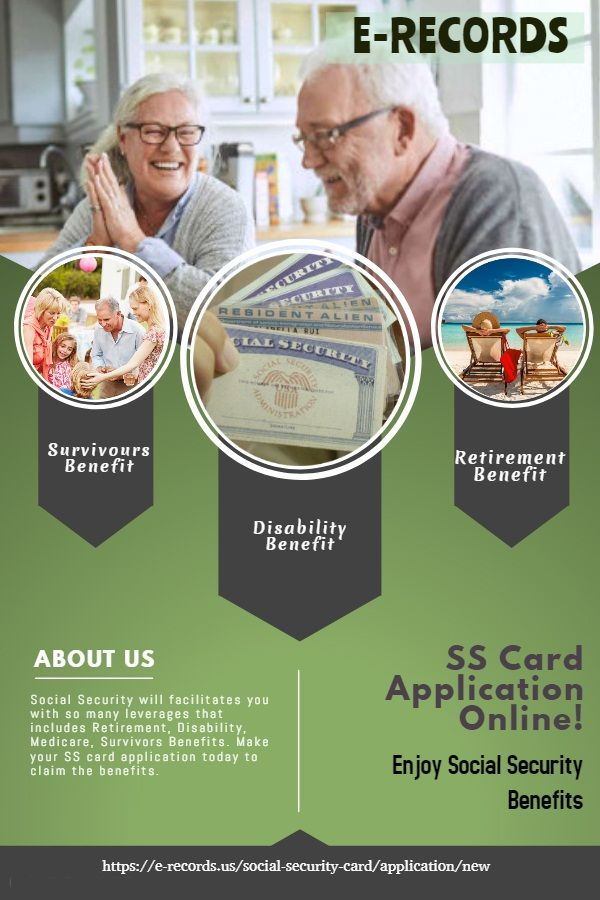 Pin On Ss Card Application