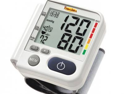Aparelho/Medidor de Pressão Digital de Pulso - Premium LP200 com as melhores condições você encontra no Magazine Tonyroma. Confira!