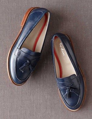 I've spotted this @BodenClothing Tassel Loafer