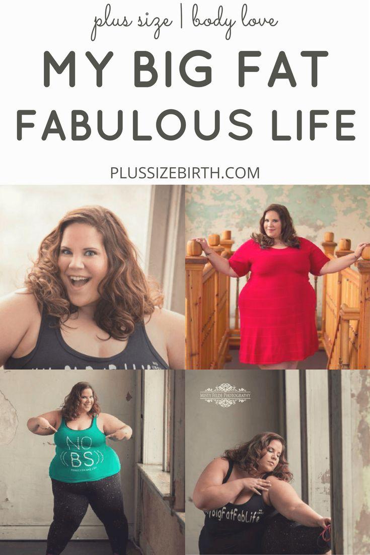 My Big Fat Fabulous Life | Whitney Way Thore | No Body Shame | nobodyshame