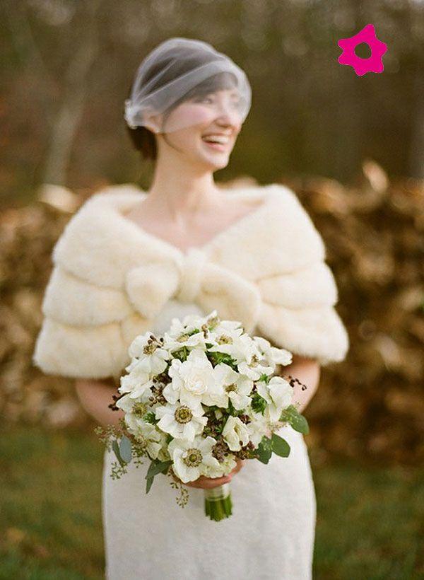 #estolas #capas #invierno #boda