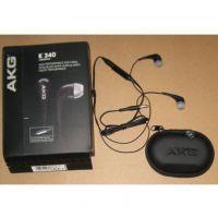 Слушалки AKG K340 Liquorice (черни) - Електронен магазин - Human Products