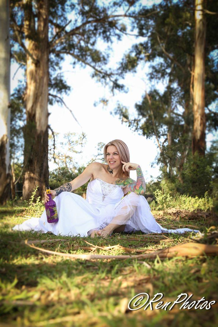 Trash dress photoshoot - Renphotos| Photography | Johannesburg | East Rand