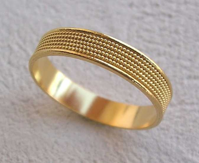 Wedding ring Sardinia. Fede Sarda