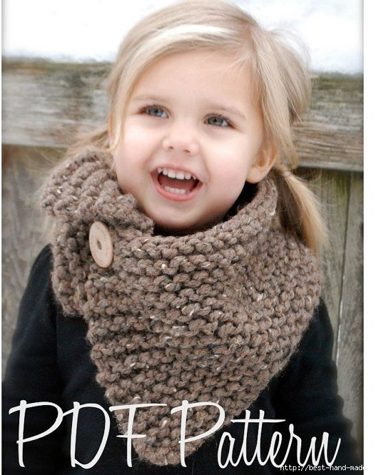 Patterns for crocheted scarfs, hats, flowers for kids, so cute!