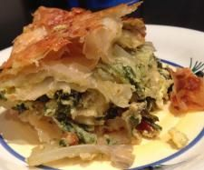 spanakopita pie | Official Thermomix Recipe Community